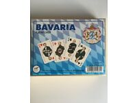 Bavaria Playing Cards 2 Packs In Box!!!