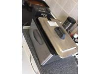 Morphy Richards deep fat fryer electric