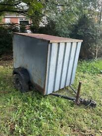 Trailer. Free to a good home.