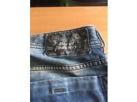 Woman's diesel jeans W30 L30