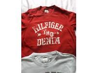 Tommy Hilfiger men's t-shirt bundle