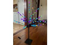 LED Colour Changing Light Tree