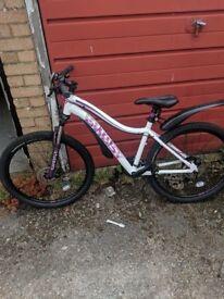 220 Beautiful woman's mountain bike worth 649.99