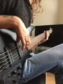 Bass Player Available
