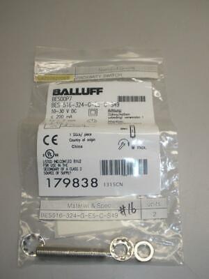 New Balluff Proximity Switch Bes00p7 Bes516-324-g-e5-c-s49