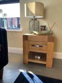 Living room pine furniture