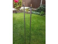 2 Brolly/ ShelterBank Sticks