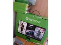 Xbox 1 500gb bundle