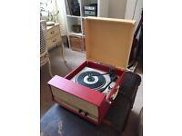 Vintage Record Player £70 O.N.O.
