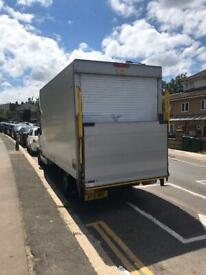 AFFORDABLE SHORT NOTICE MAN AND VAN REMOVAL DELIVERY HOUSE FLAT OFFICE RUBBISH CLEARANCE SERVICE 247