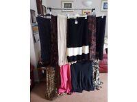 Ladies skirts size 16 -18 x 10