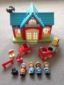 Happyland Fire Station
