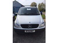 Mercedes Vito Van - just serviced