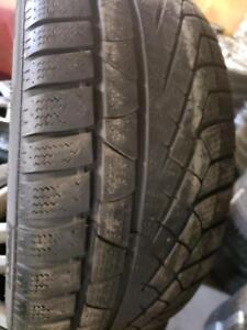 1 winter pirelli sottozero 225/45r17 runflat