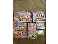 Lego Friends Bundle. 7 sets