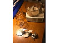 FREE Magimix Food processor - Working, but missing pieces