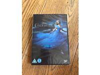 Sealed, Unopened Brand New Cinderella DVD