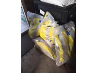 5 new bags sharp sand
