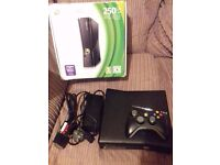 XBOX 360 250GB BOXED WITH LEGO GAMES IDEAL XMAS PRESENT
