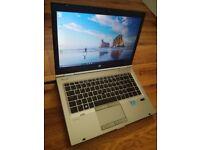 HP Elitebook 8460P Intel i7-2620M 2.7Ghz 8GB RAM 320GB HDD Windows 10 Pro Laptop
