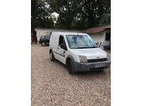 Cheap diesel van £795 ford transit connect