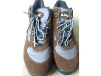 Hi-Tech Trail Walking or hiking boots New without tags size 10 Euro 45 Excellent unused condition
