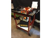 UJK Technology Pro Router Table/Router/Xtras-MINT CONDITION