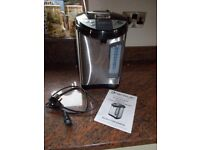 A NEOSTAR ELECTRONICS 3.5 LTR HOT WATER DISPENCER C/W INSTUCTIONS