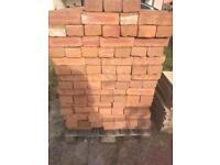 pallet of 585 new bricks for sale 40p each