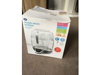 Boots Electric Steam Steriliser