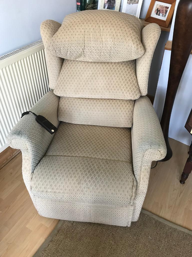 Riser Recliner Armchair | in Poole, Dorset | Gumtree