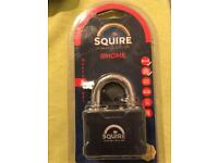 Squire padlock stronglock no 39