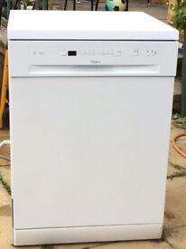 whirlpool 6th sense dishwasher