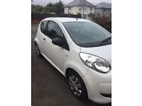 Super low mileage Citroen C1. Low Insurance and Low Road Tax