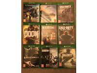 Xbox one games swap for other Xbox one games no sports
