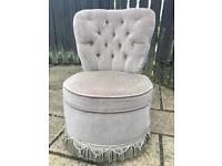 Upholstery project chair