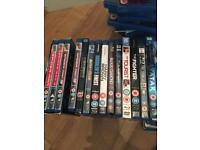 HUGE selection of blu ray DVDs