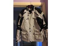 Motorcycle jacket 3