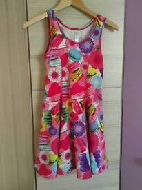 Girls summer dress, 12 years