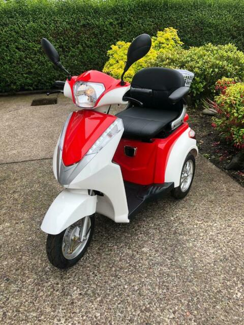 MOBILITY OR LEISURE SCOOTER ROAD LEGAL 48MPH ROOM NEEDED BARGAIN PRICE RRP £3000+ | in Rochdale, Manchester | Gumtree