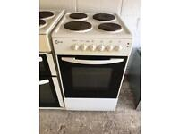 Flavel White Electric Cooker 50cm Fully Working Order Just £75 Sittingbourne