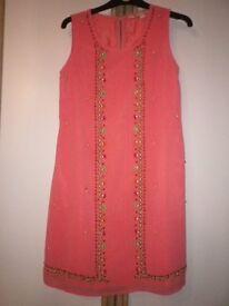 BNWT YUMI Ladies Shift Dress Size UK8