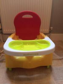 Mothercare High chair / Booster seat