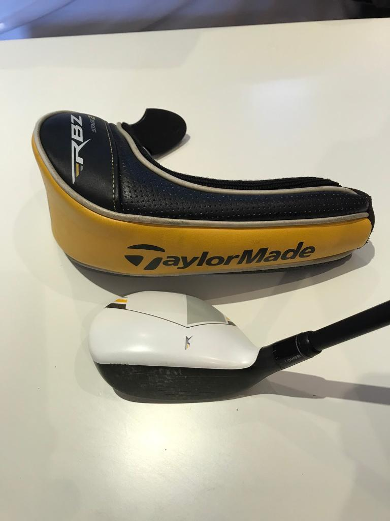 Taylor Made RBZ Stage 2 tour rescue 3