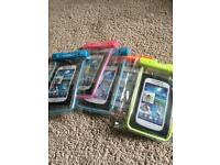 Waterproof phone bags Iphone/ Samsung