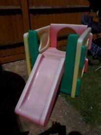 Little tykes toddler/baby slide