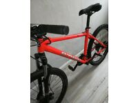 B Twin rockrider 500 mountain bike