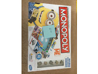 Board game monopoly (new -not opened)