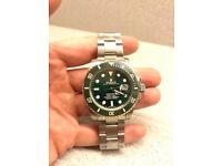 Rolex Submariner Hulk, Brand new and unworn