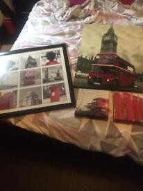 Various London pictures £15 all needs gone asap